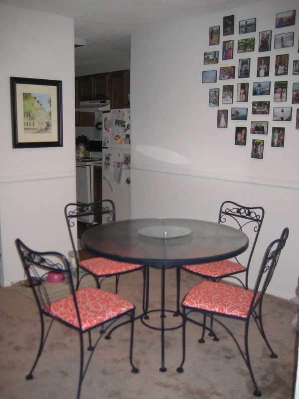 The Kitchen Table Revamp