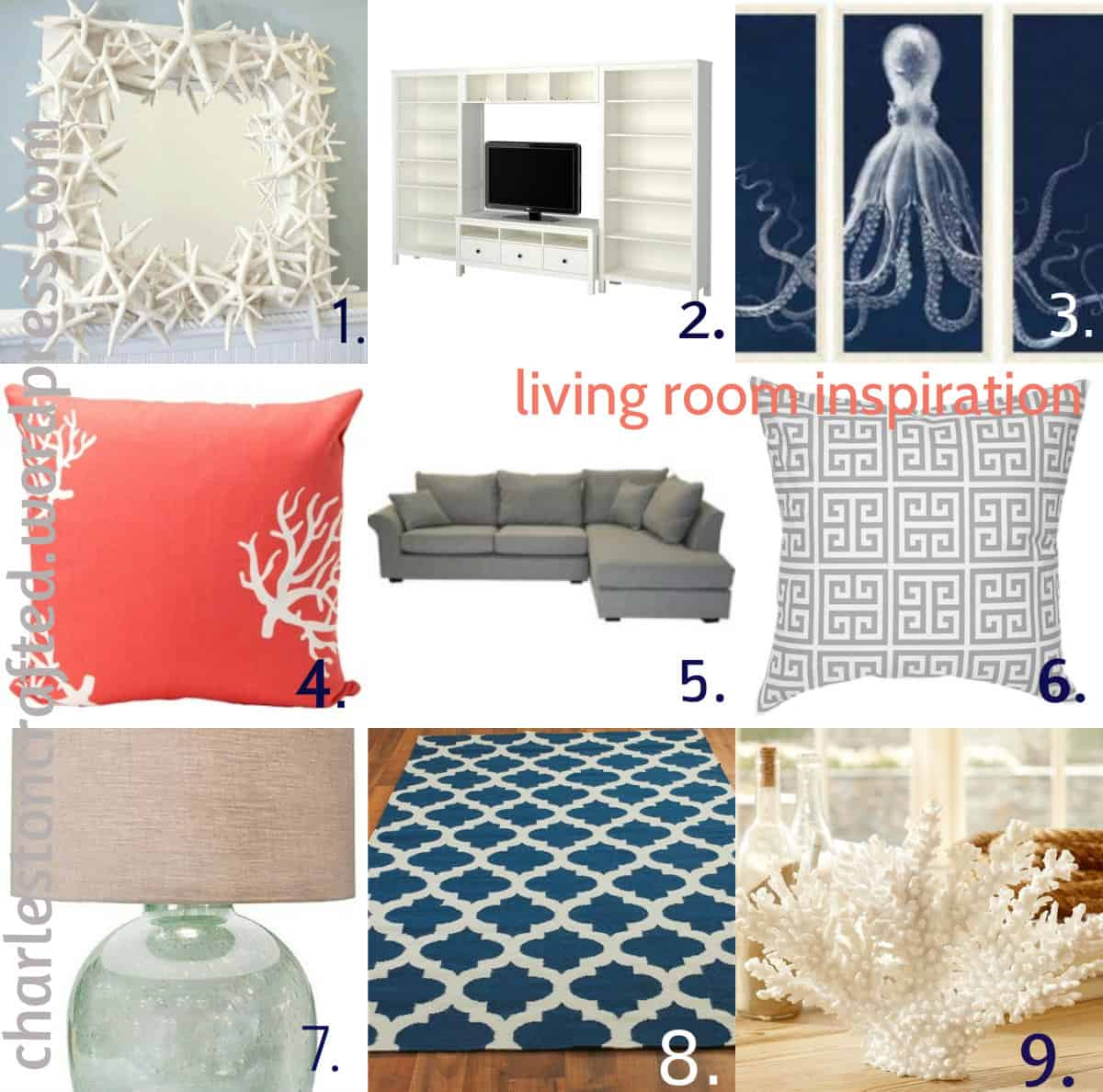 Pinspired: Planning my new Living Room!