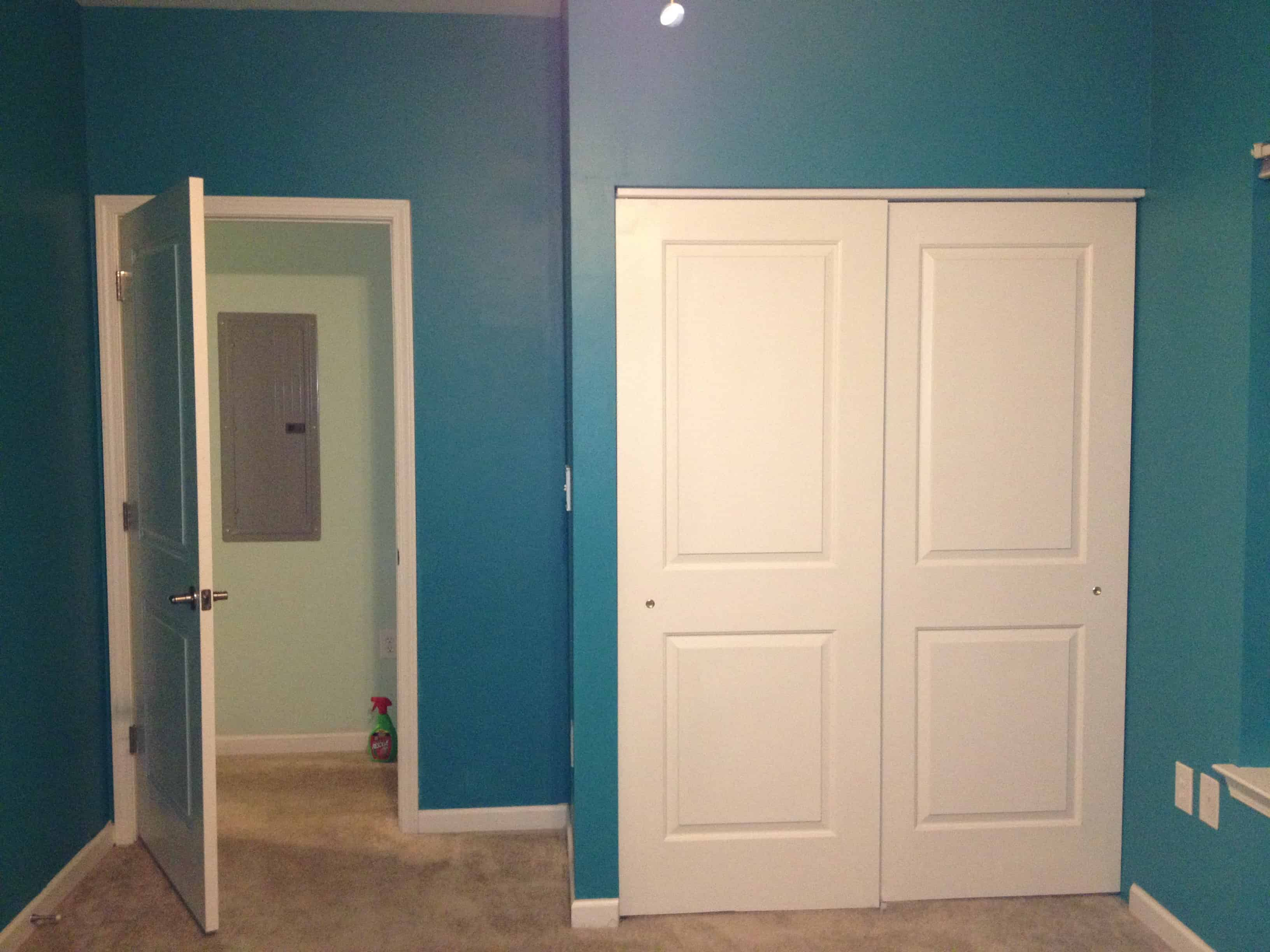 ANOTHER Painting Makeover- Guest Room Edition!