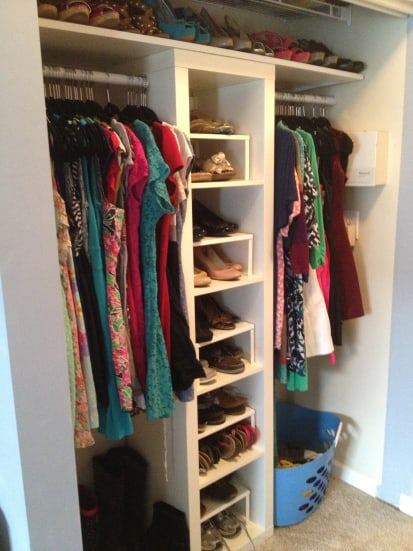 A Dream Closet Makeover Charleston Crafted