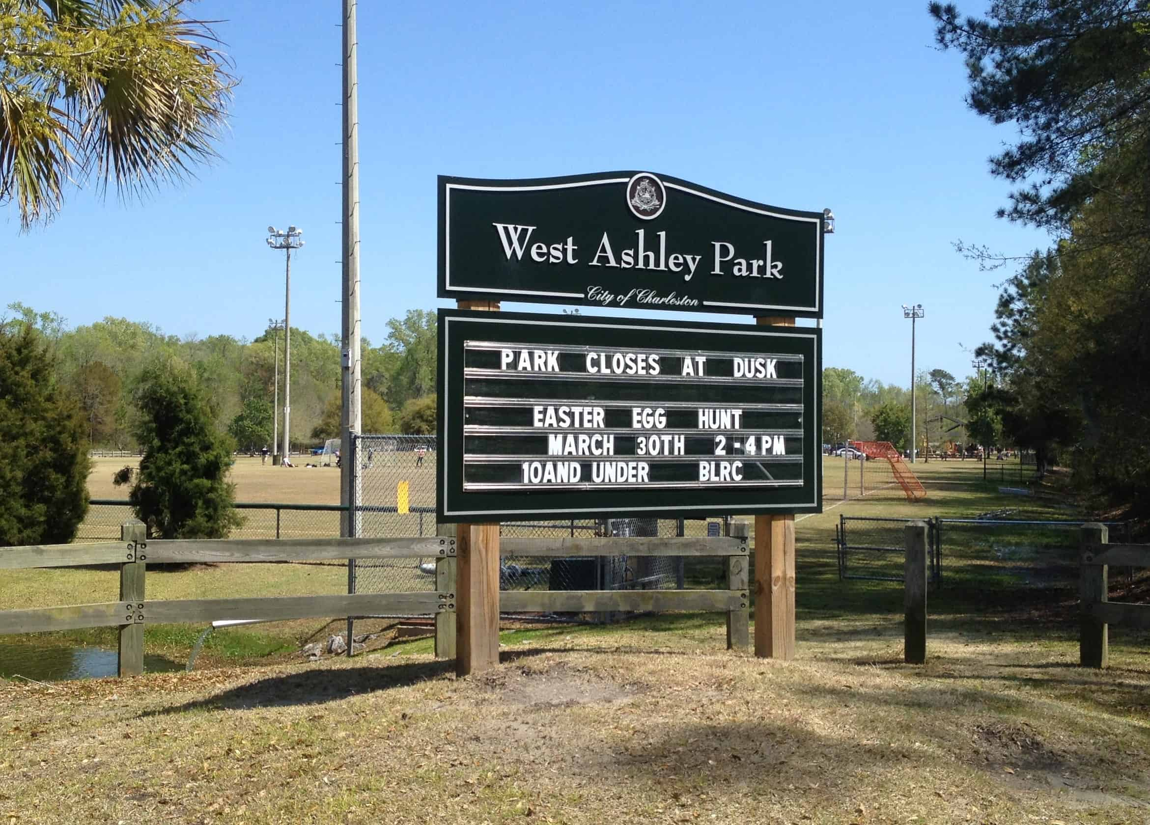 West Ashley Park - Charleston Crafted