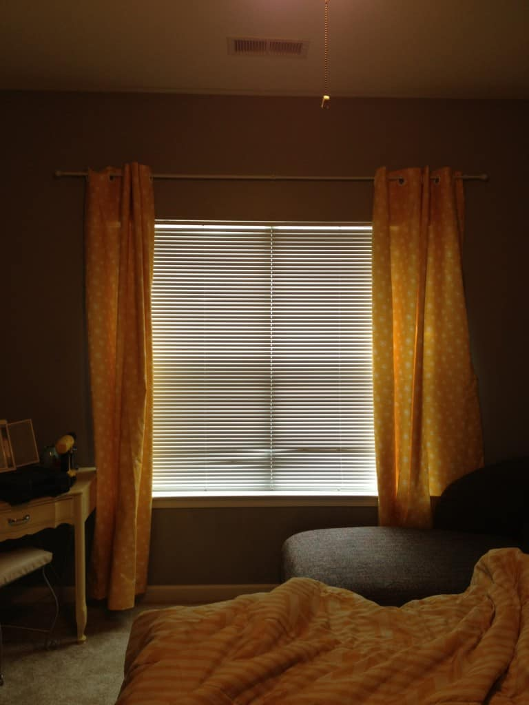 Hanging Custom Curtains - Charleston Crafted