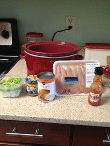 Crock pot buffalo chicken - Charleston Crafted