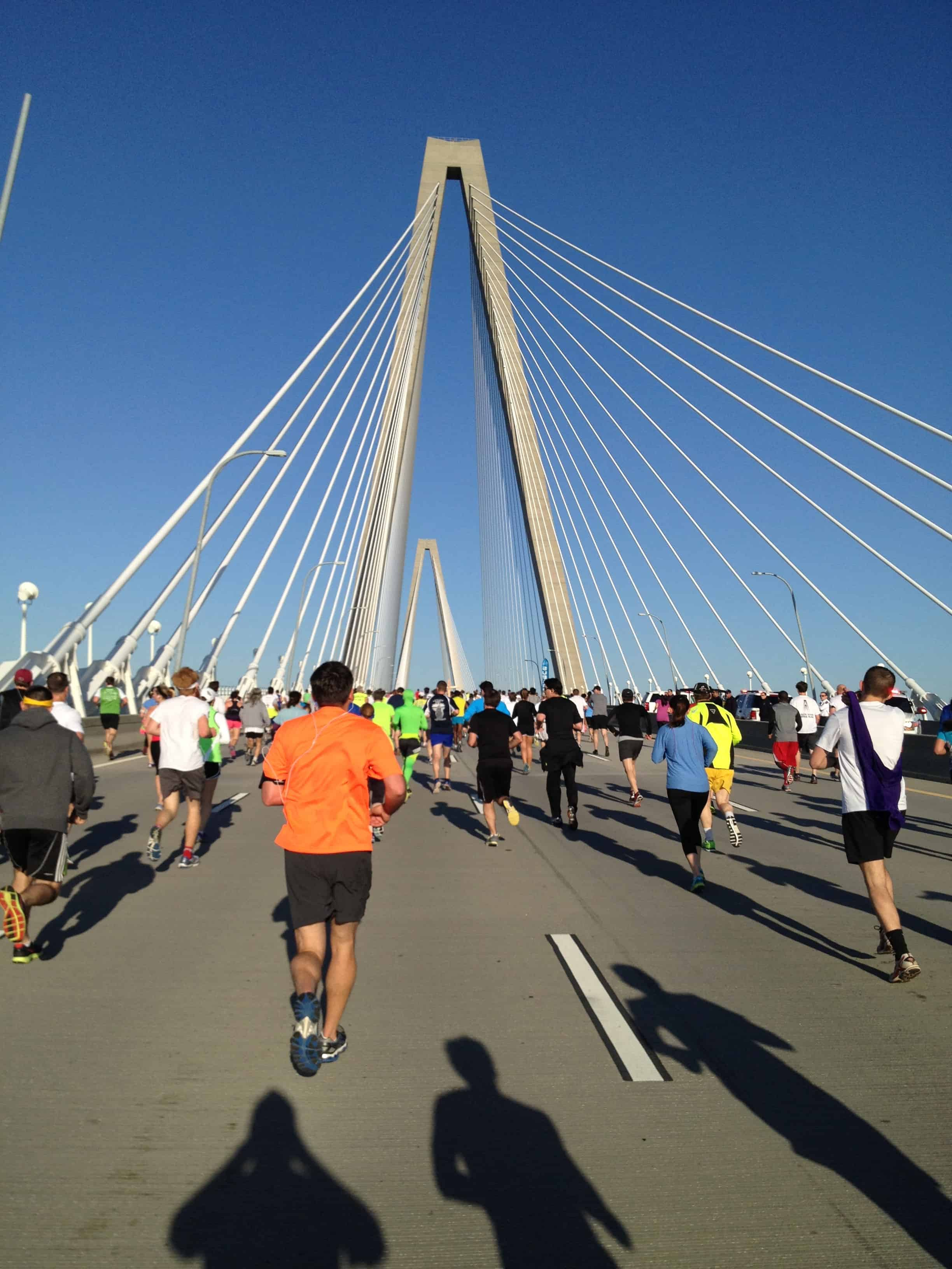 Cooper River Bridge Run!