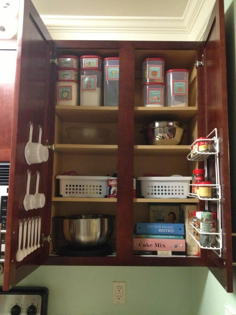 Create a Baking Cabinet - Charleston Crafted