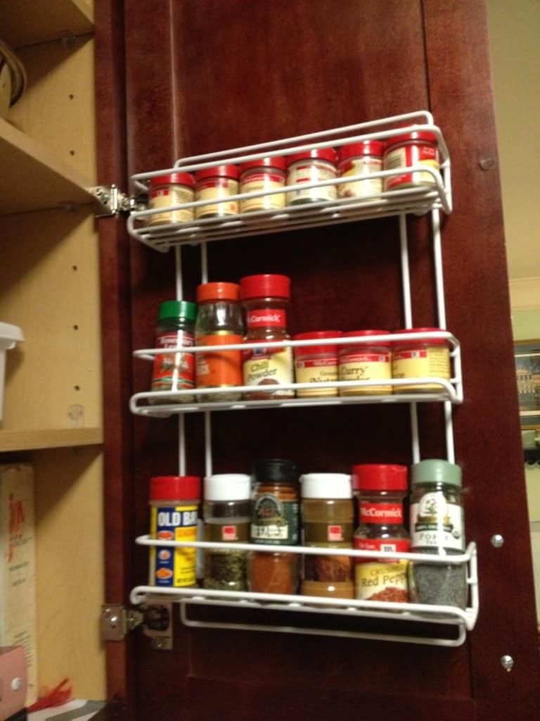Pan Cupboard Organization