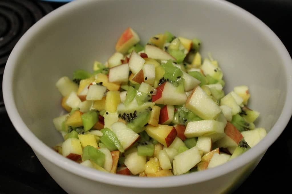 Fresh Fruit Salsa - Charleston Crafted