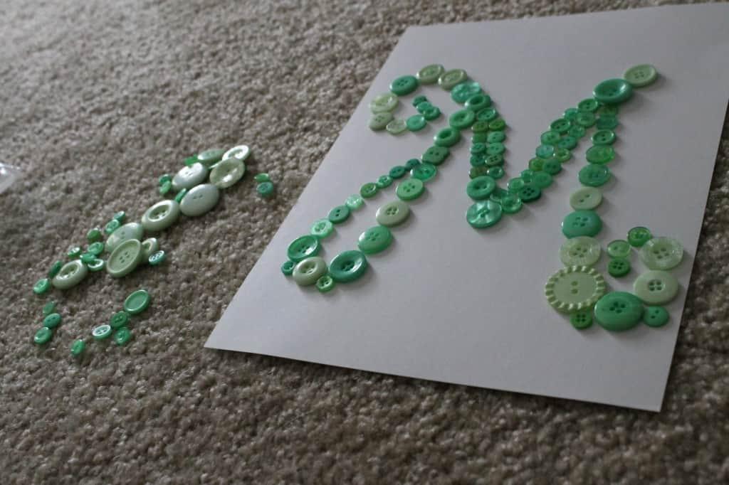 Button Art - Charleston Crafted
