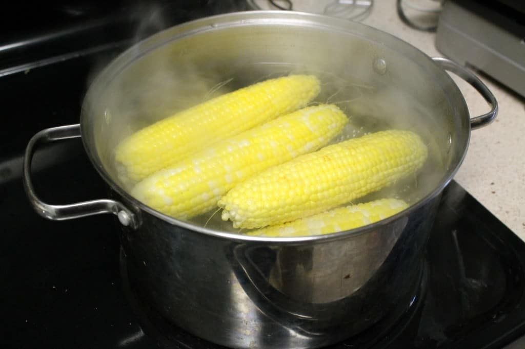Boiled Corn - Charleston Crafted
