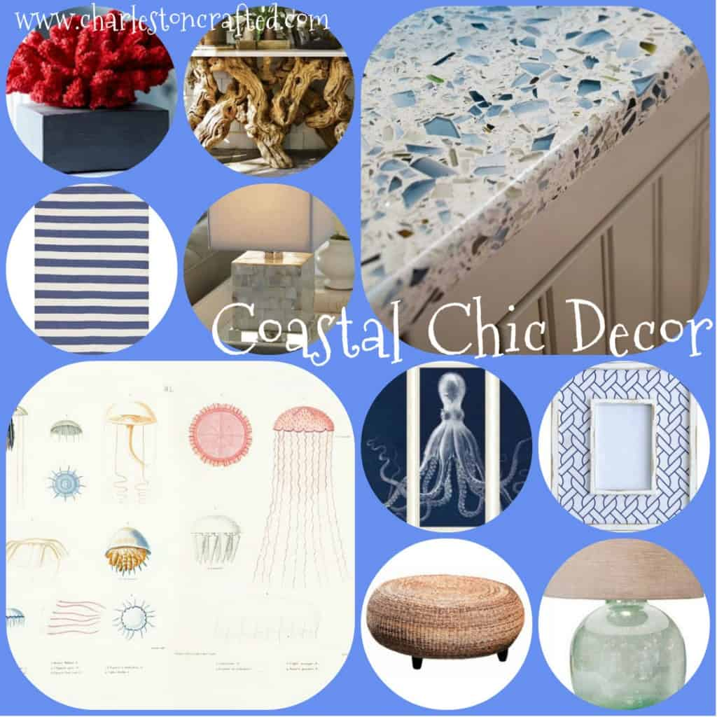 Coastal Chic Decor - Charleston Crafted