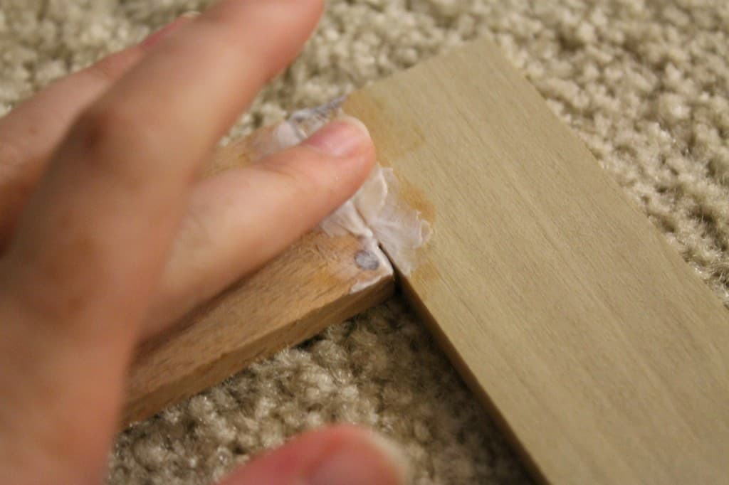 Making Rustic Frames - Charleston Crafted