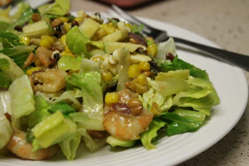 Mexican Caesar Salad - Charleston Crafted