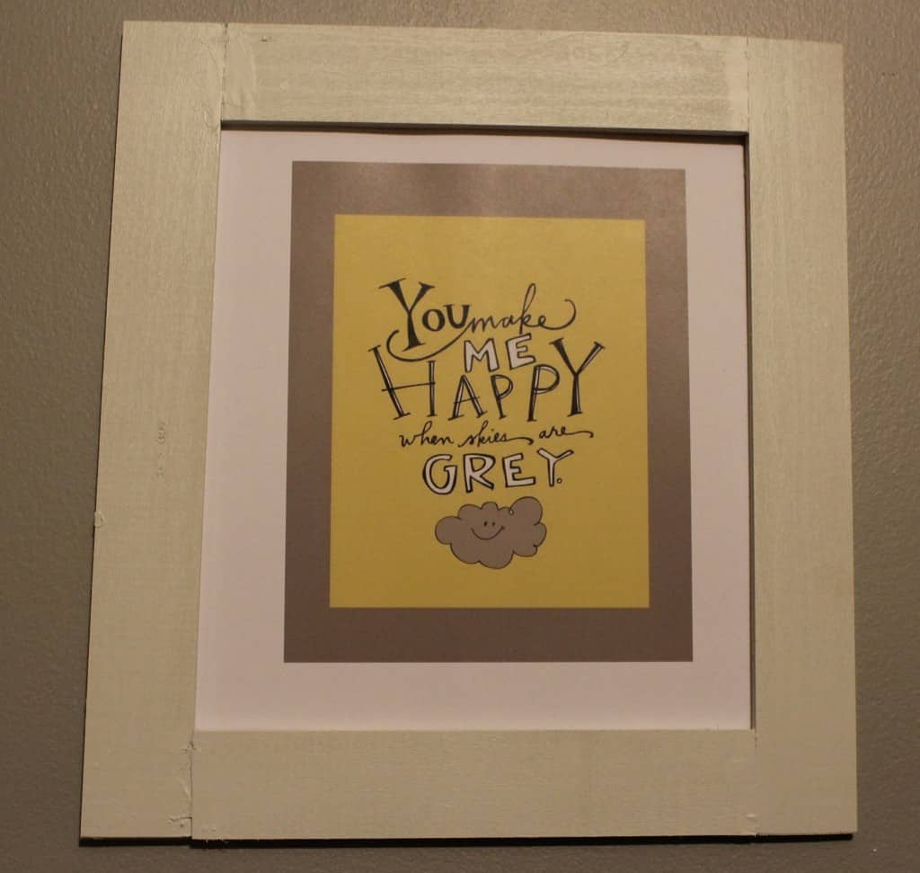 You are my Sunshine Word Art - Charleston Crafted