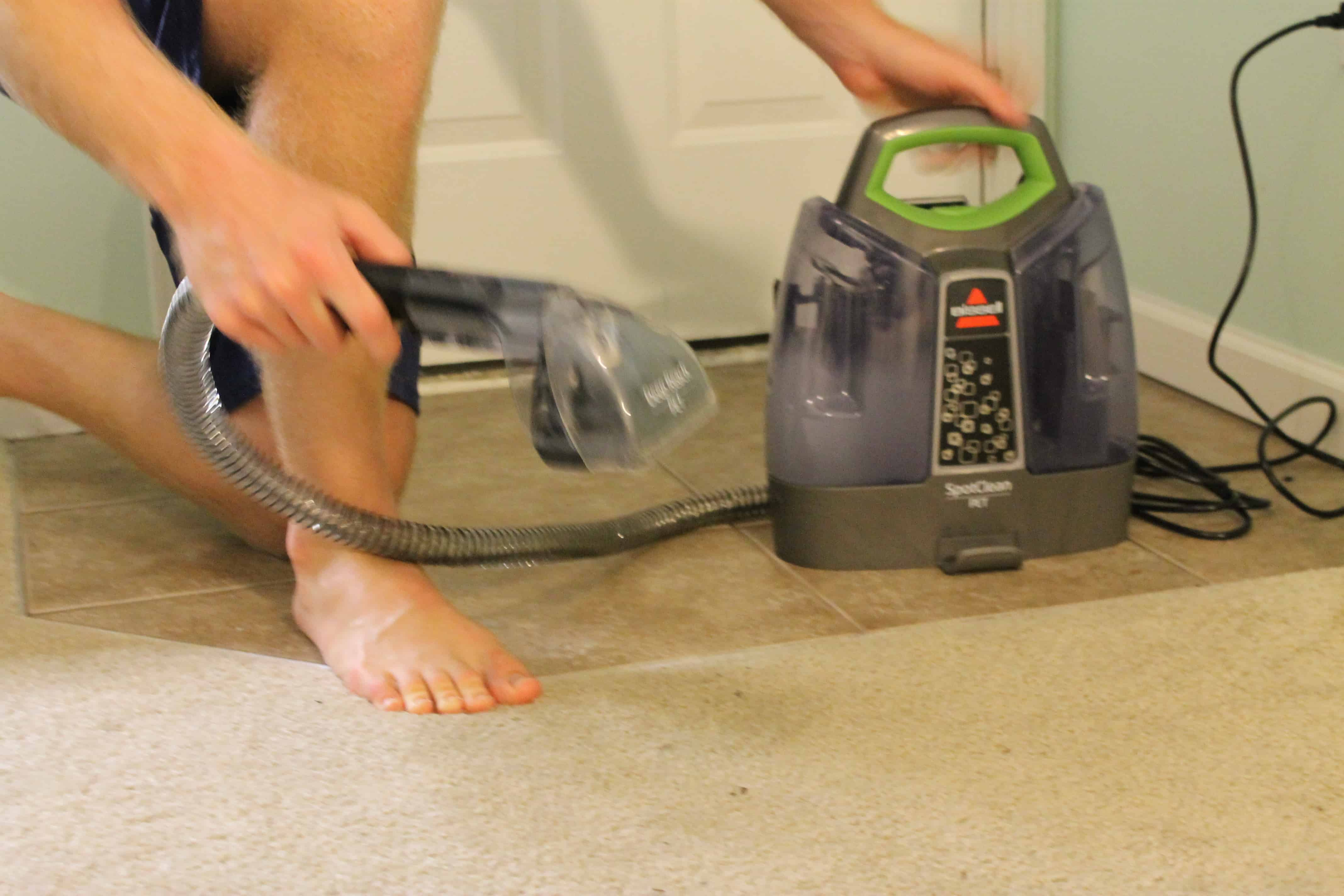 Bissell Spotclean Cleaner Review