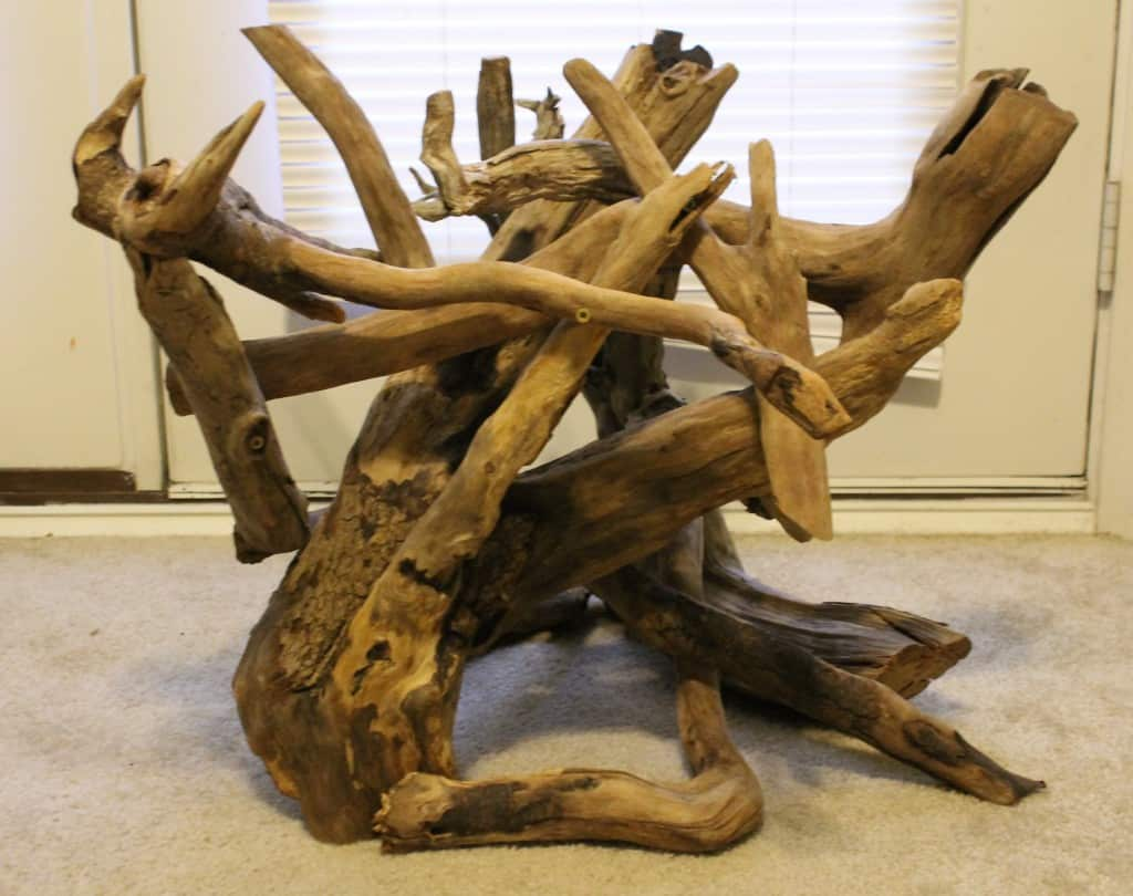 Driftwood Coffee Table - Charleston Crafted