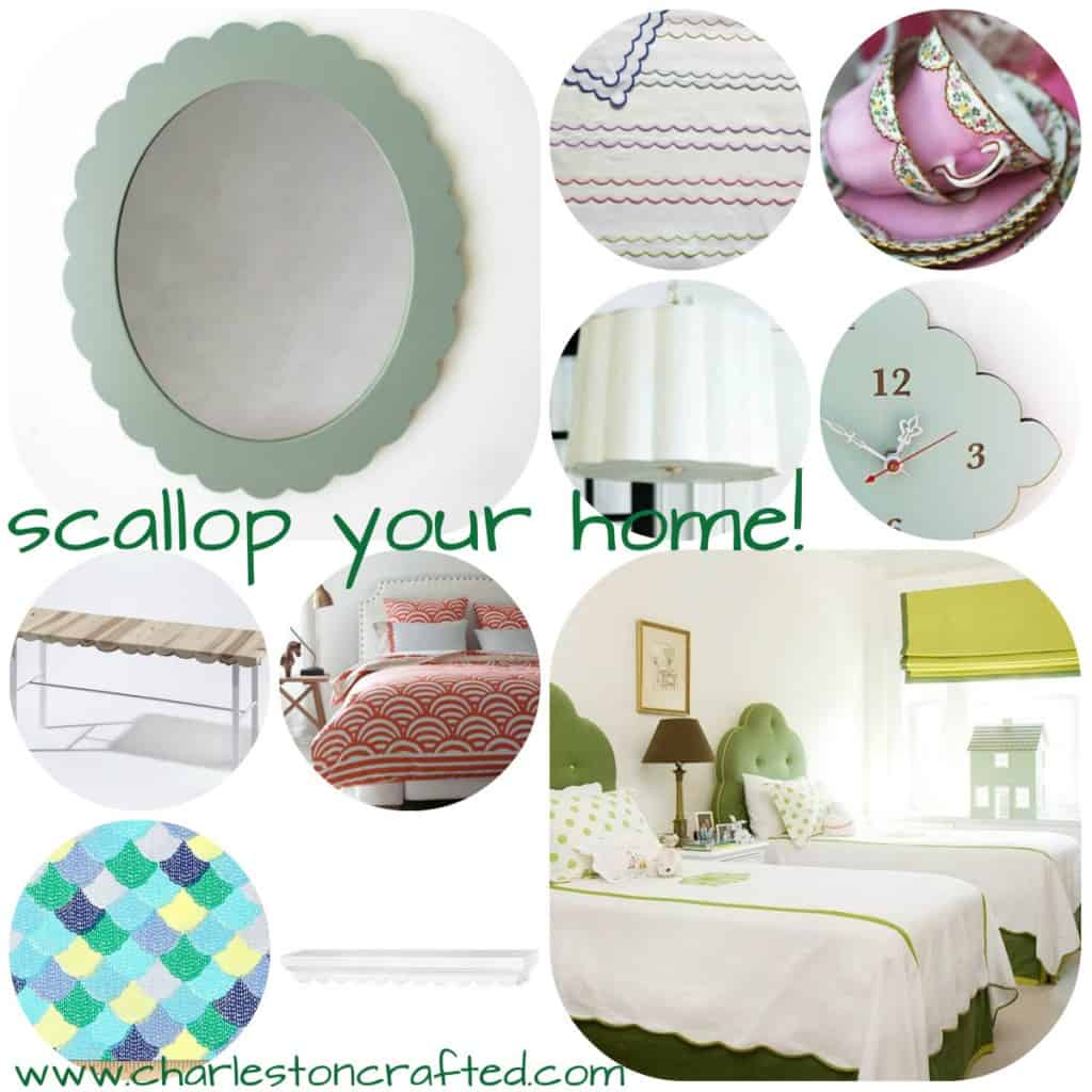 scallop your home