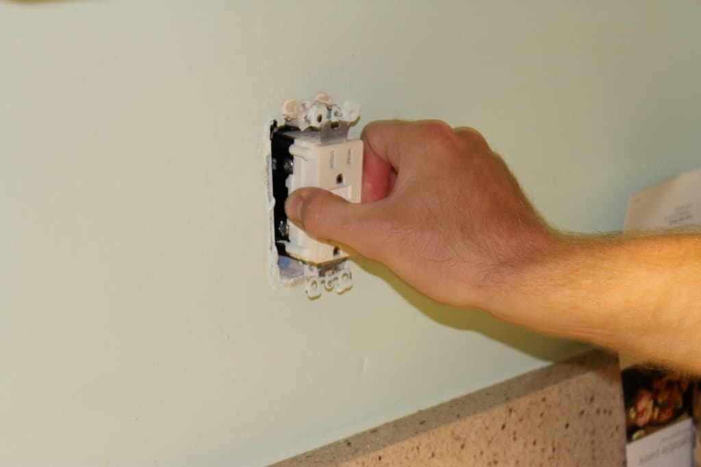 Installing a USB Outlet - Charleston Crafted