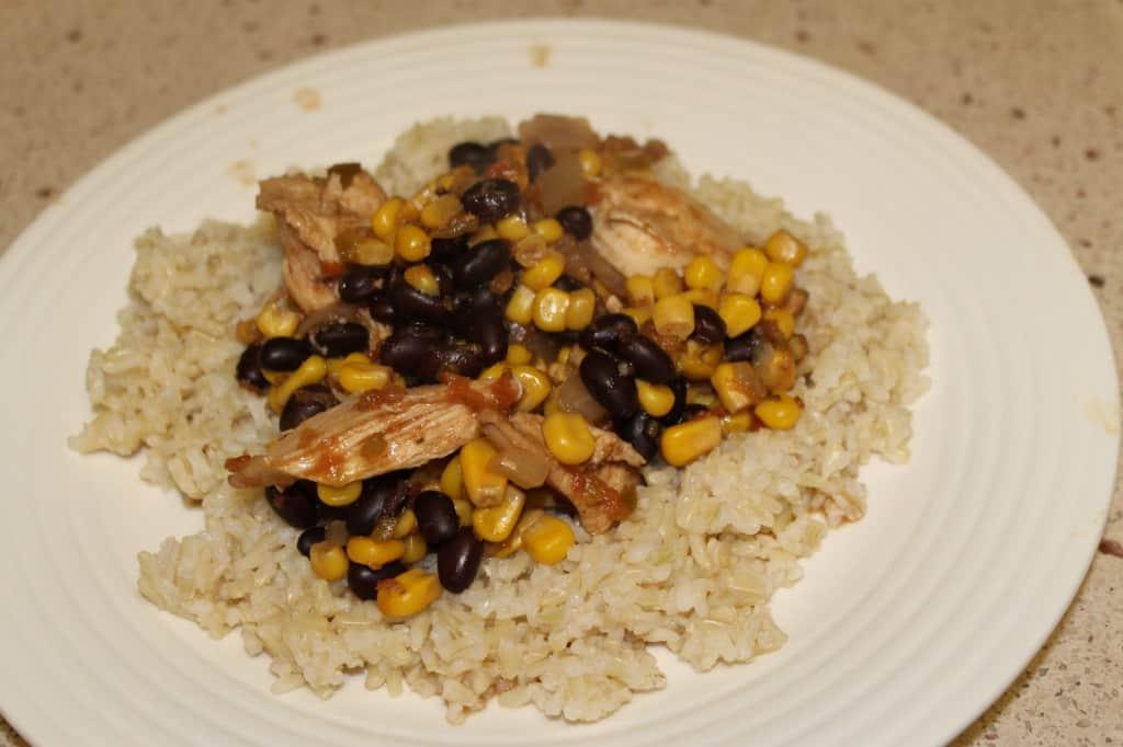 Crock Pot Burrito Bowls - Charleston Crafted