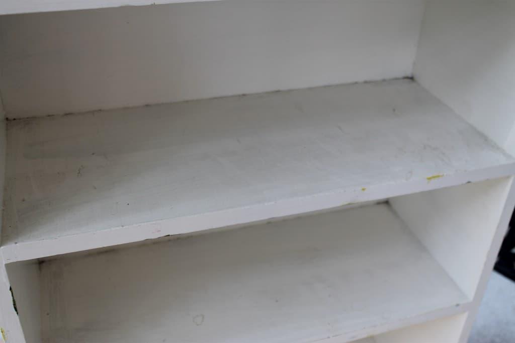Updating an old Bookshelf - Charleston Crafted