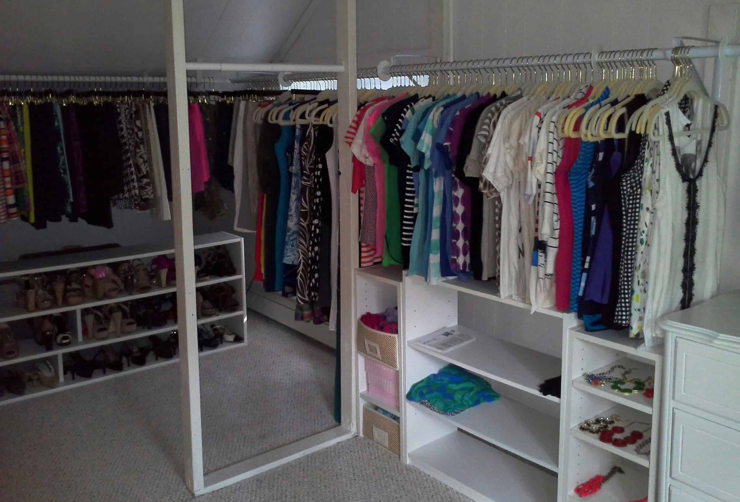 A Cool Closet Charleston Crafted