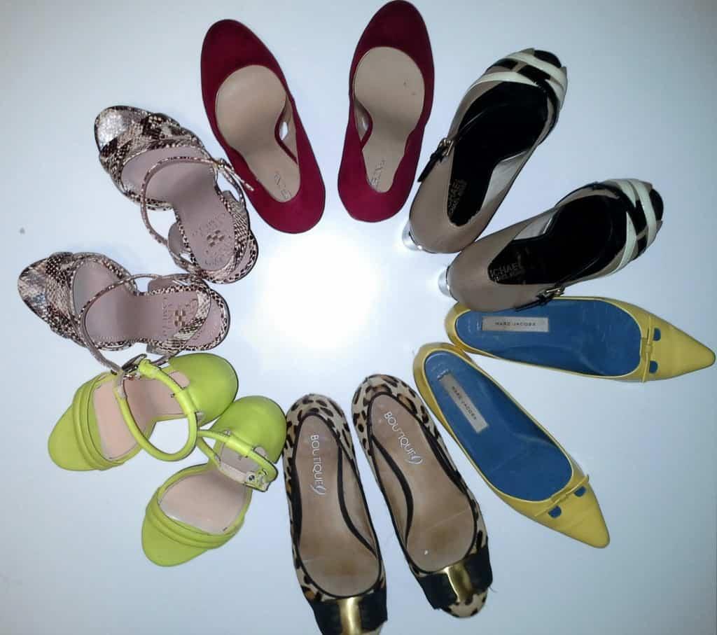 shoe circle