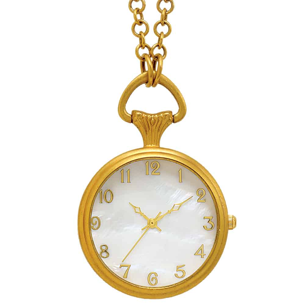 Update Your Clock for daylight savings time - GoldClock Locket