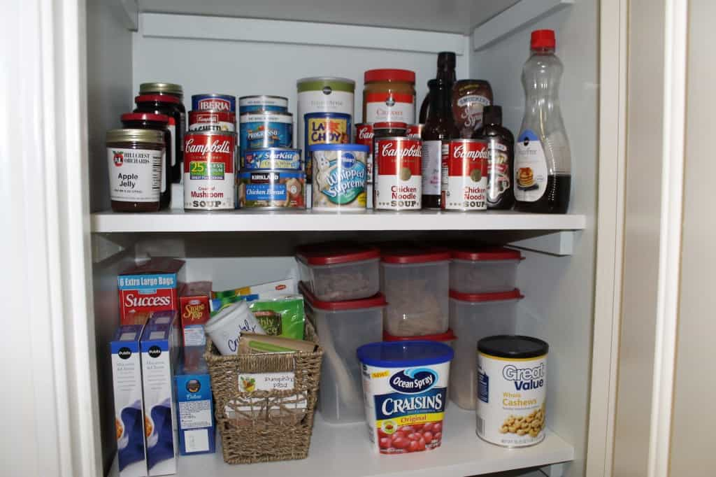 Pantry Makeover - Charleston Crafted