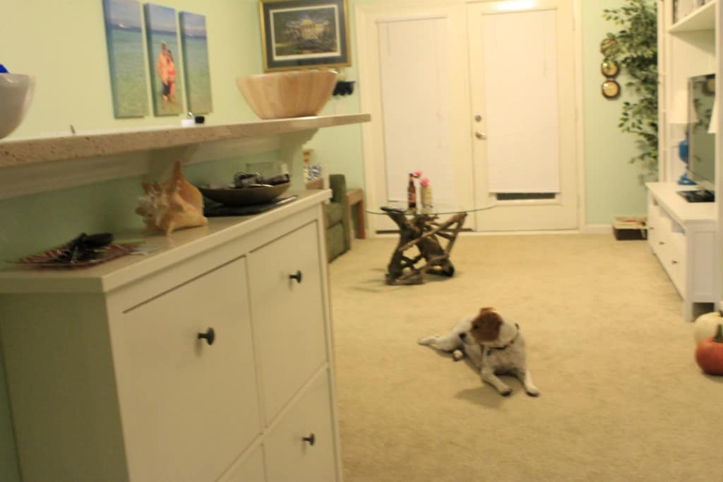 Living Room - Charleston Crafted