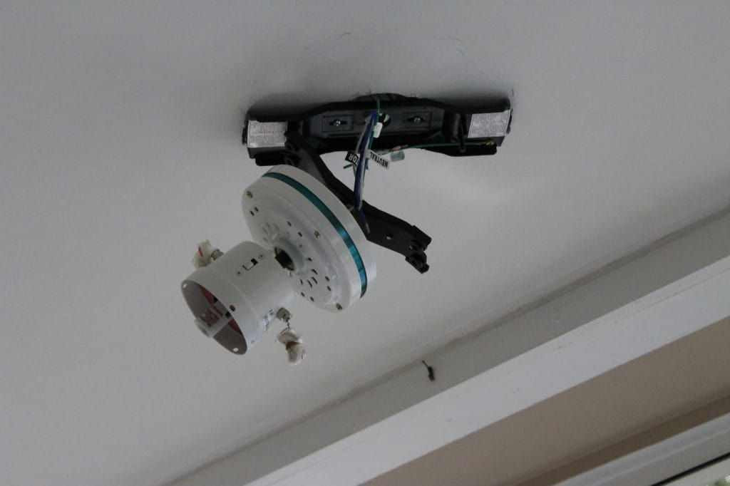 How To Install A Porch Ceiling Fan