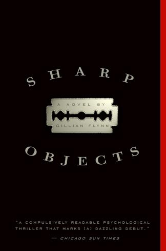 Sharp Objects Book Review - Charleston Crafted