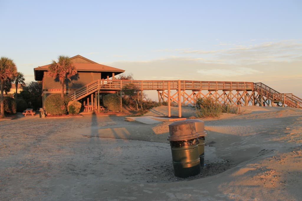 Folly Beach County Park - Charleston Crafted