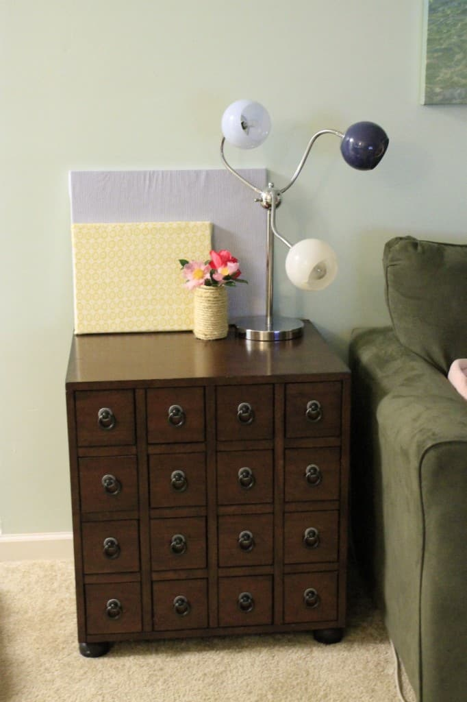 Styling a Side Table - Charleston Crafted