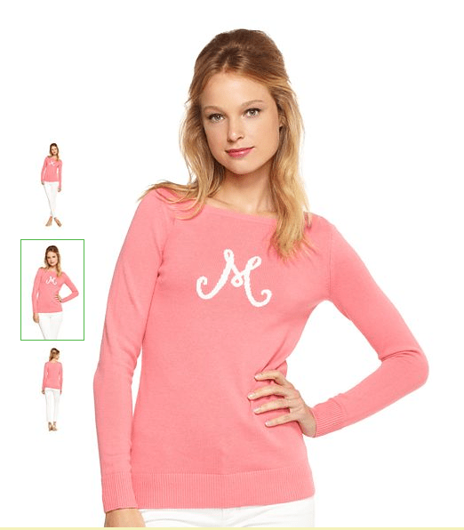 "Lilly Pulitzer Marielle Sweater in ""M"""