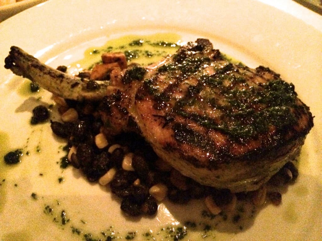 Eli's Table Restaurant Review - Charleston Crafted