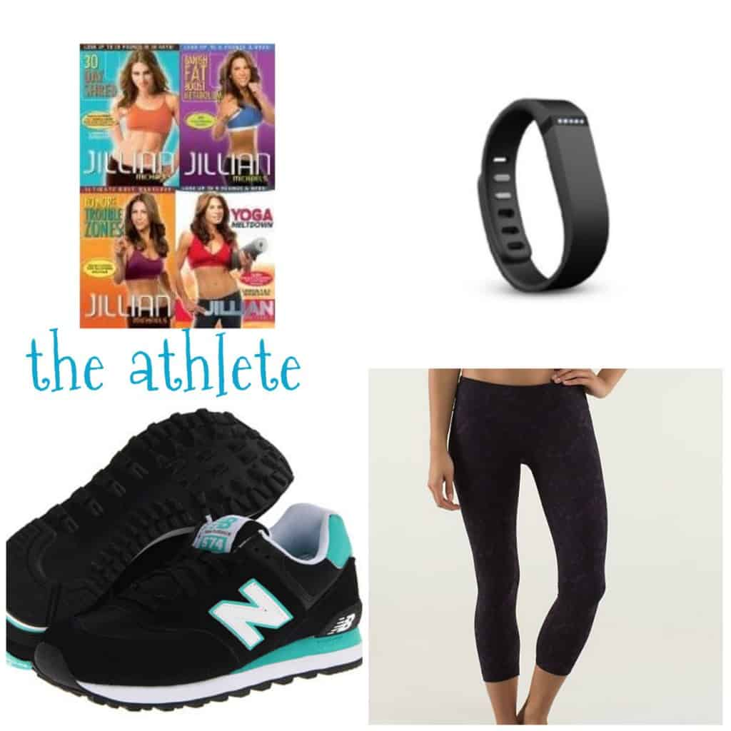 gift guide for the athletic girl in your life