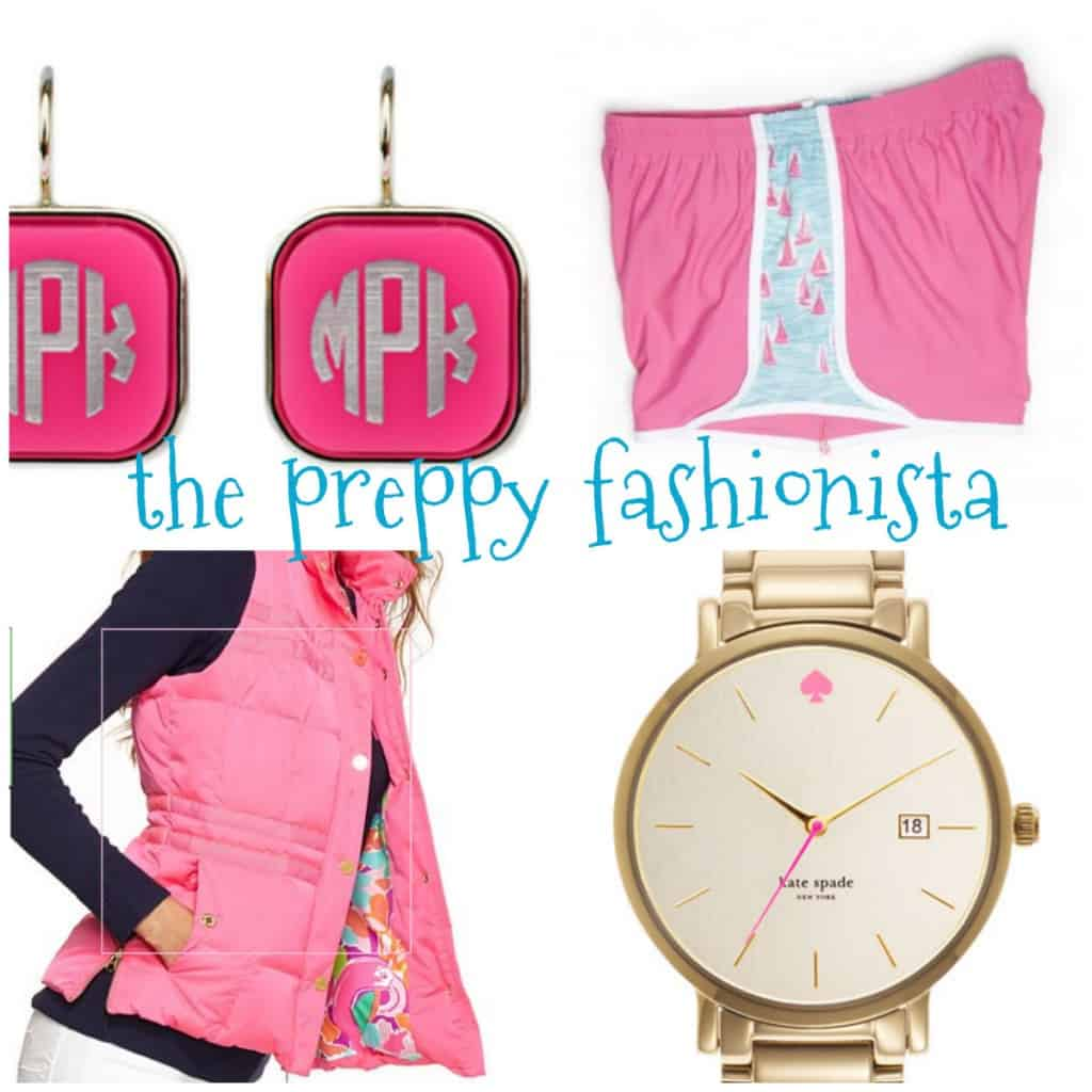 preppy fashionista gift guide
