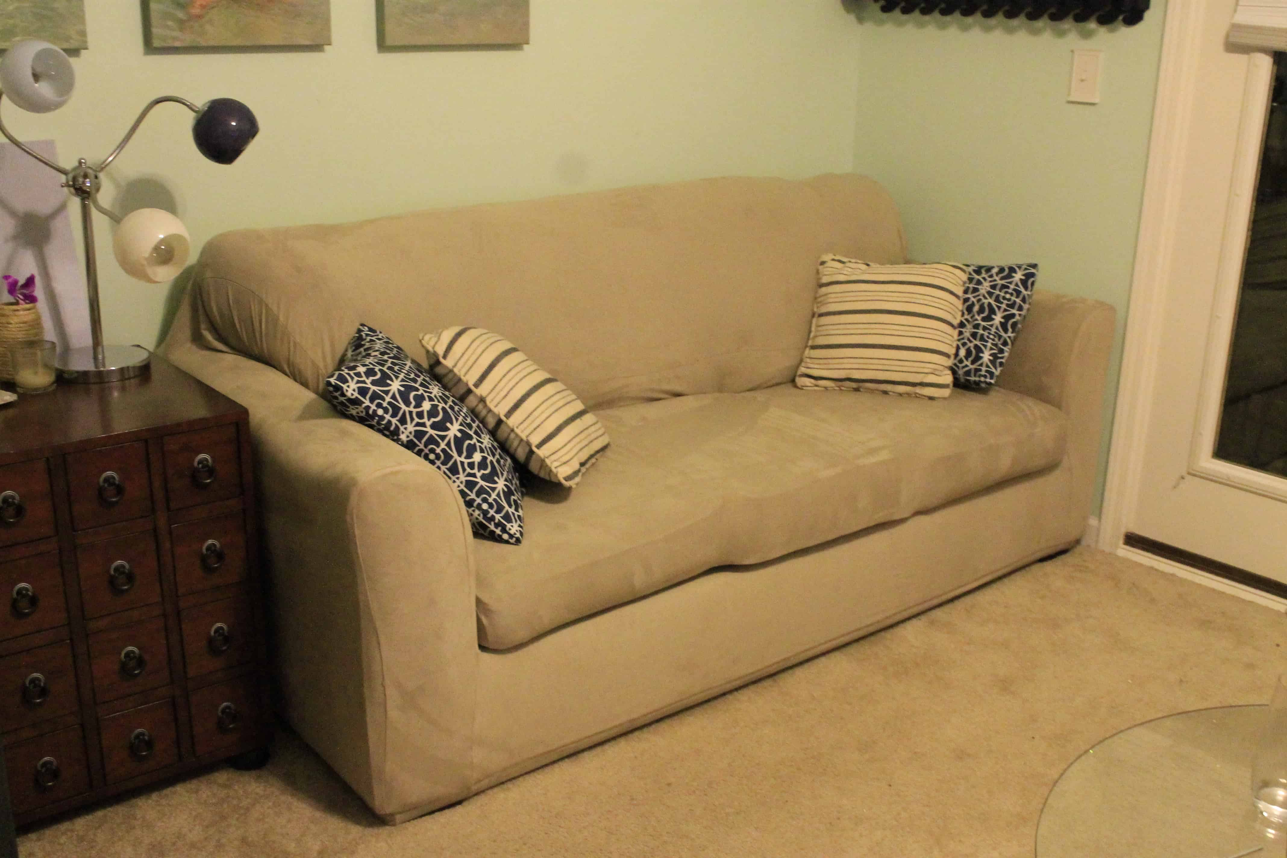 ashley furniture couch slipcover Archives Charleston Crafted
