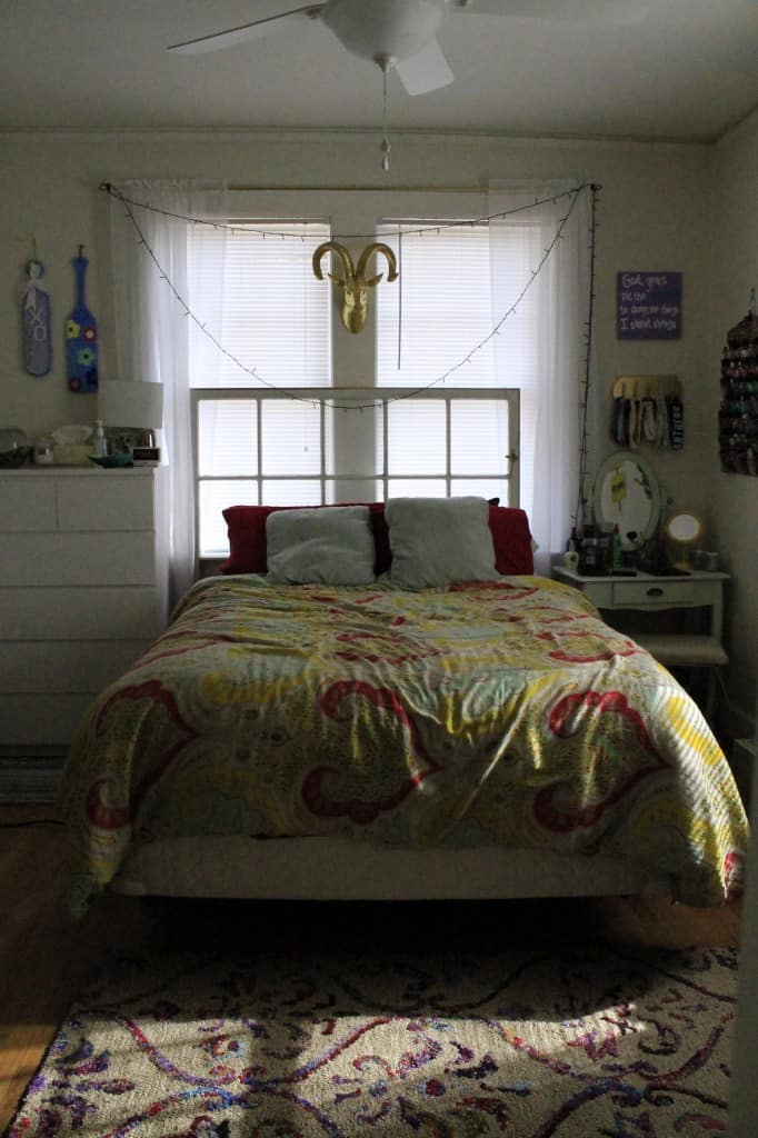 Apartment Rental Makeover - Charleston Crafted