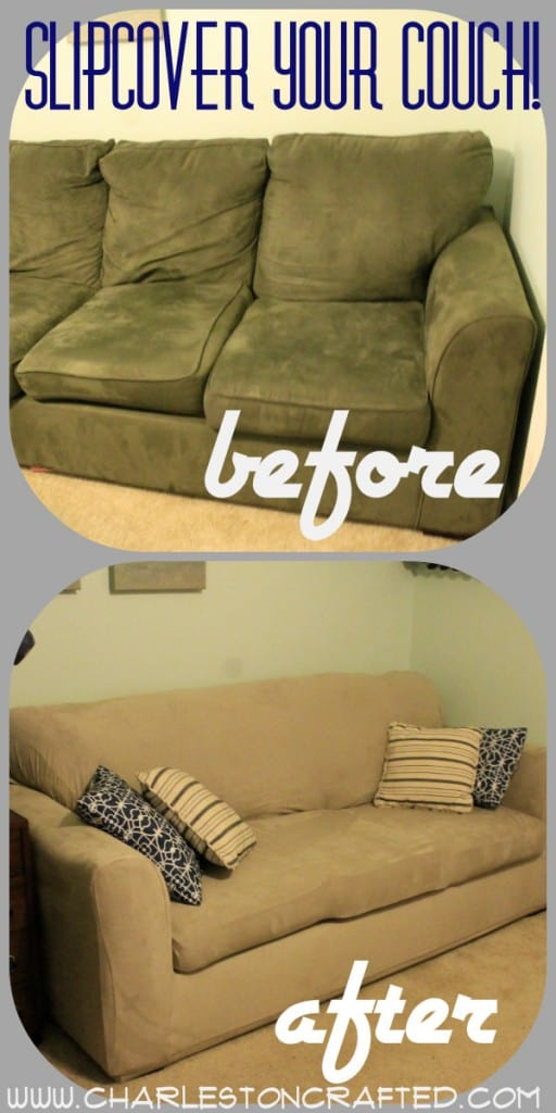 Slipcover your couch