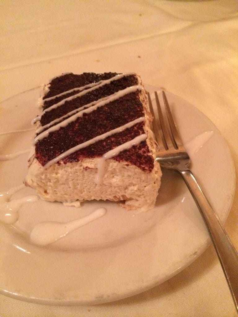 Sermets Restaurant Review