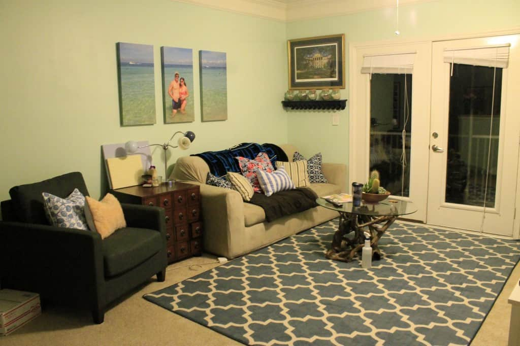 A New Living Room Rug - Charleston Crafted