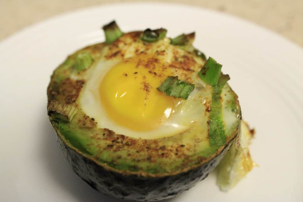 Avocado Eggs - Charleston Crafted