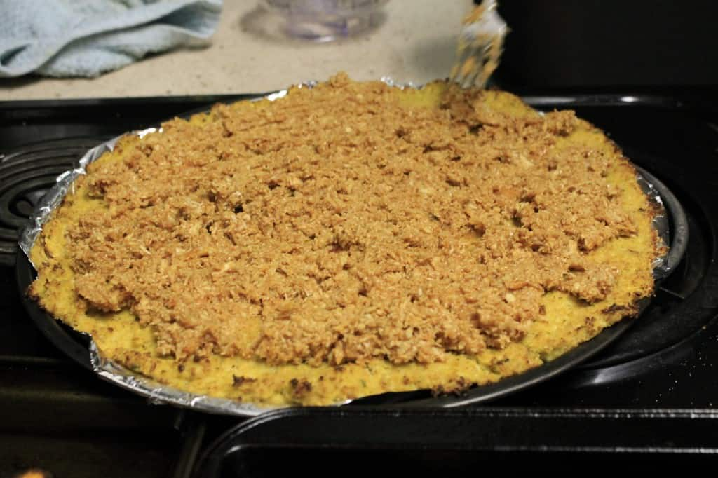 Cauliflower Crust Pizza Review - Charleston Crafted