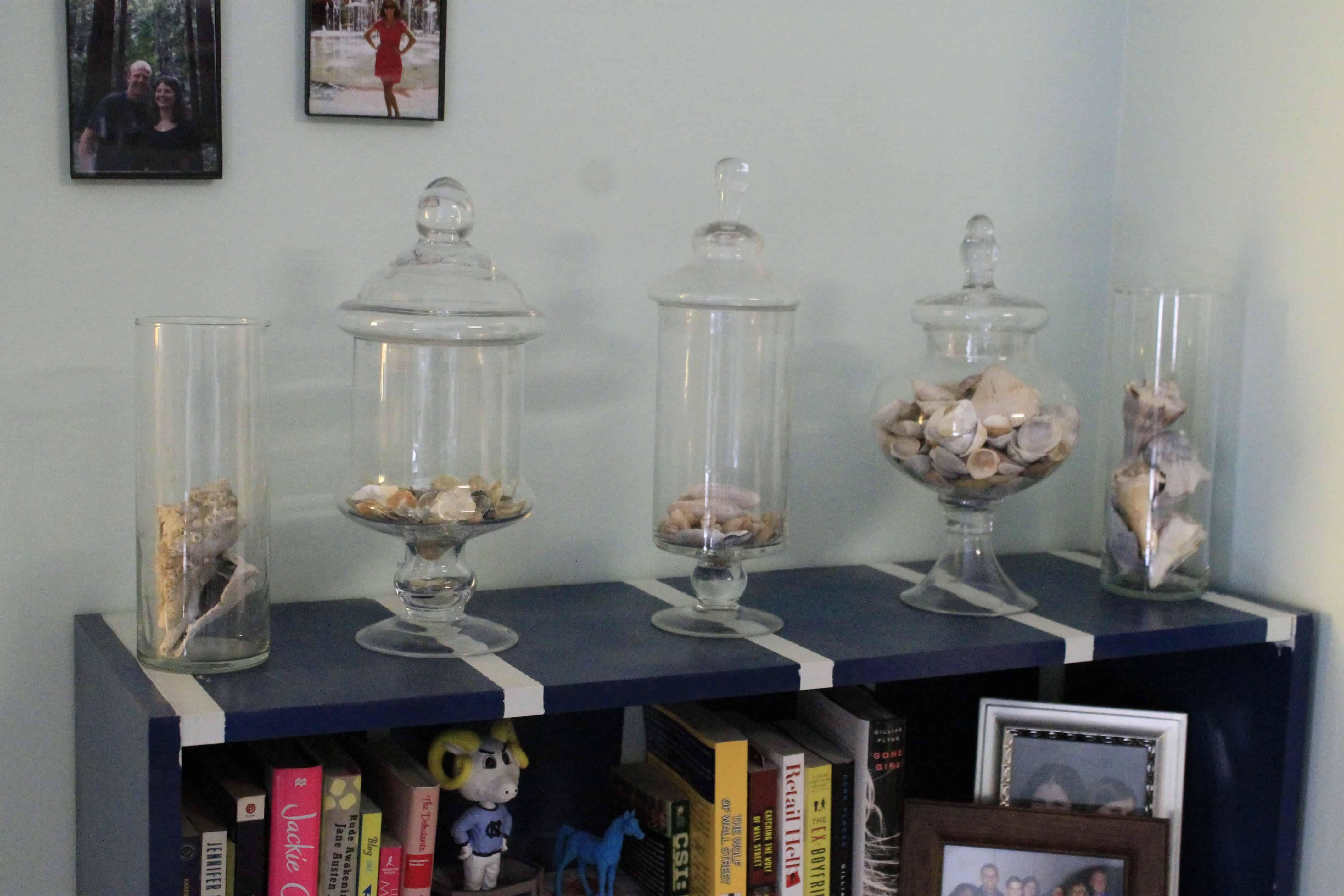 Seashell Display Shelf - Charleston Crafted