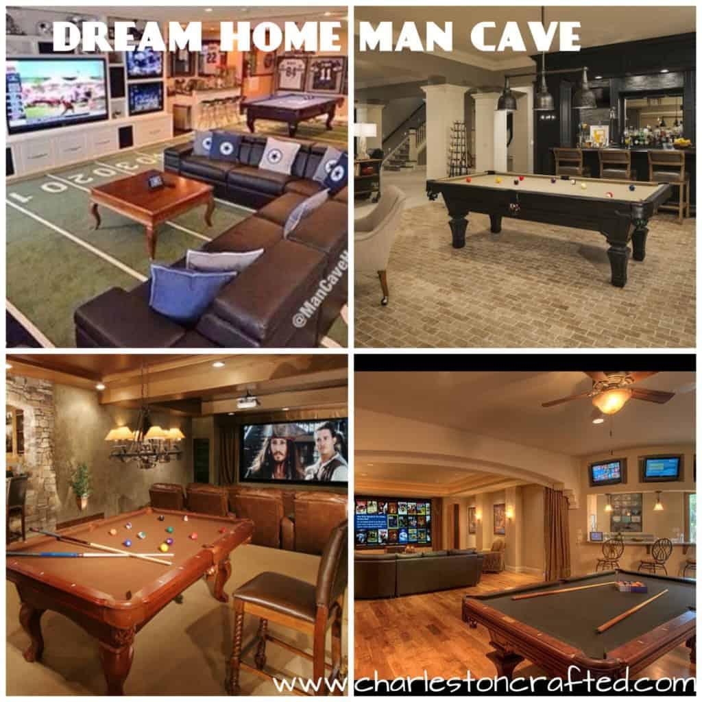 dream man cave