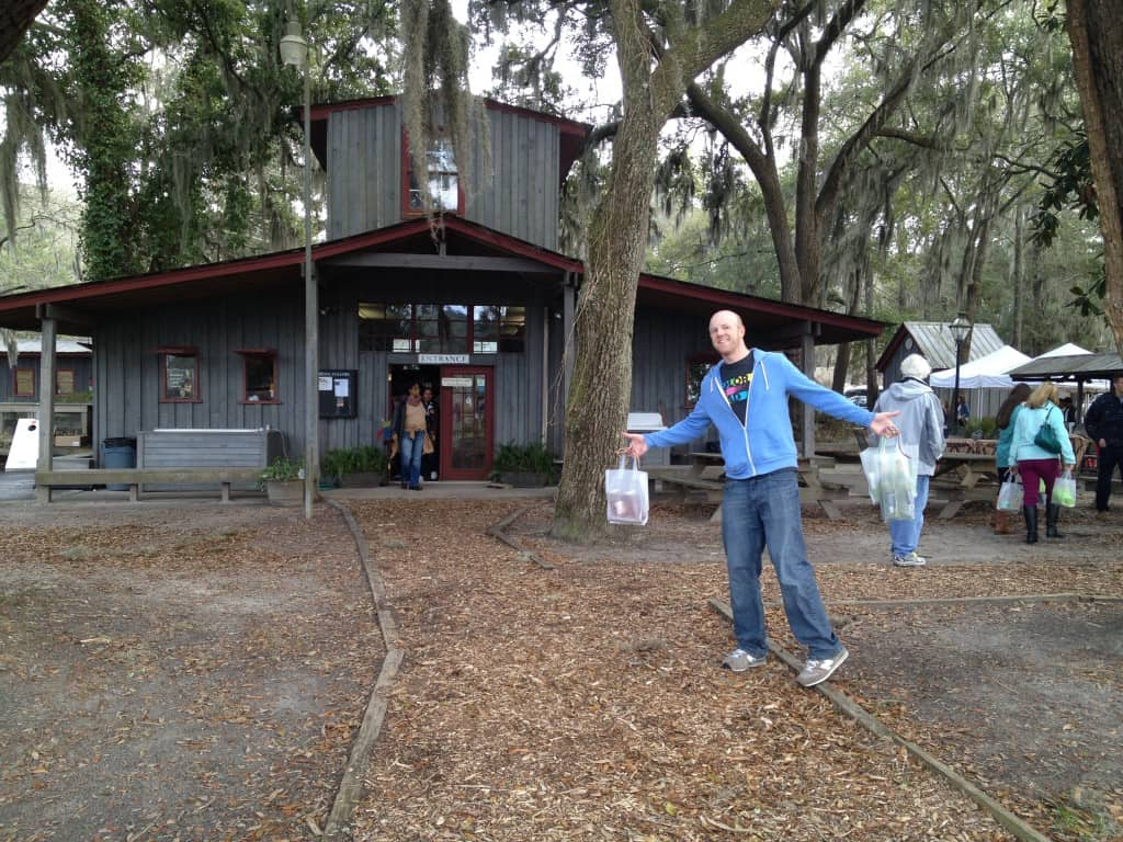 Touring the Firefly Distillery - Charleston Crafted