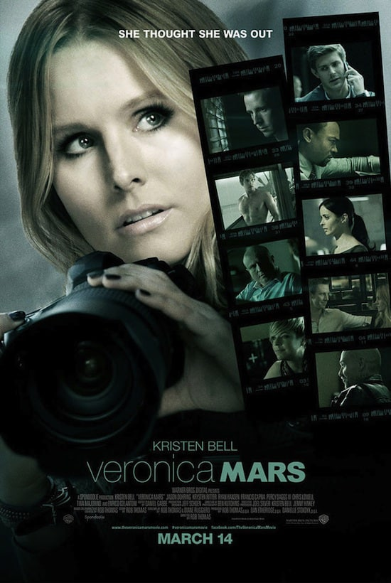 Veronica Mars Movie - Charleston Crafted