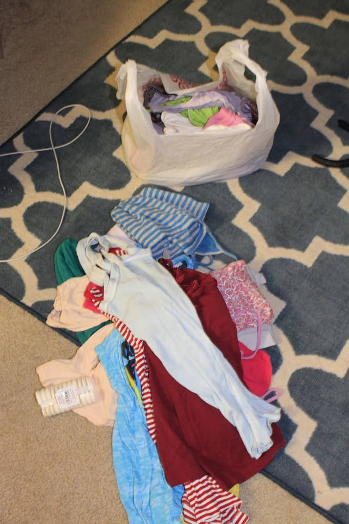 Spring Cleaning the Clothes Closet - Charleston Crafted