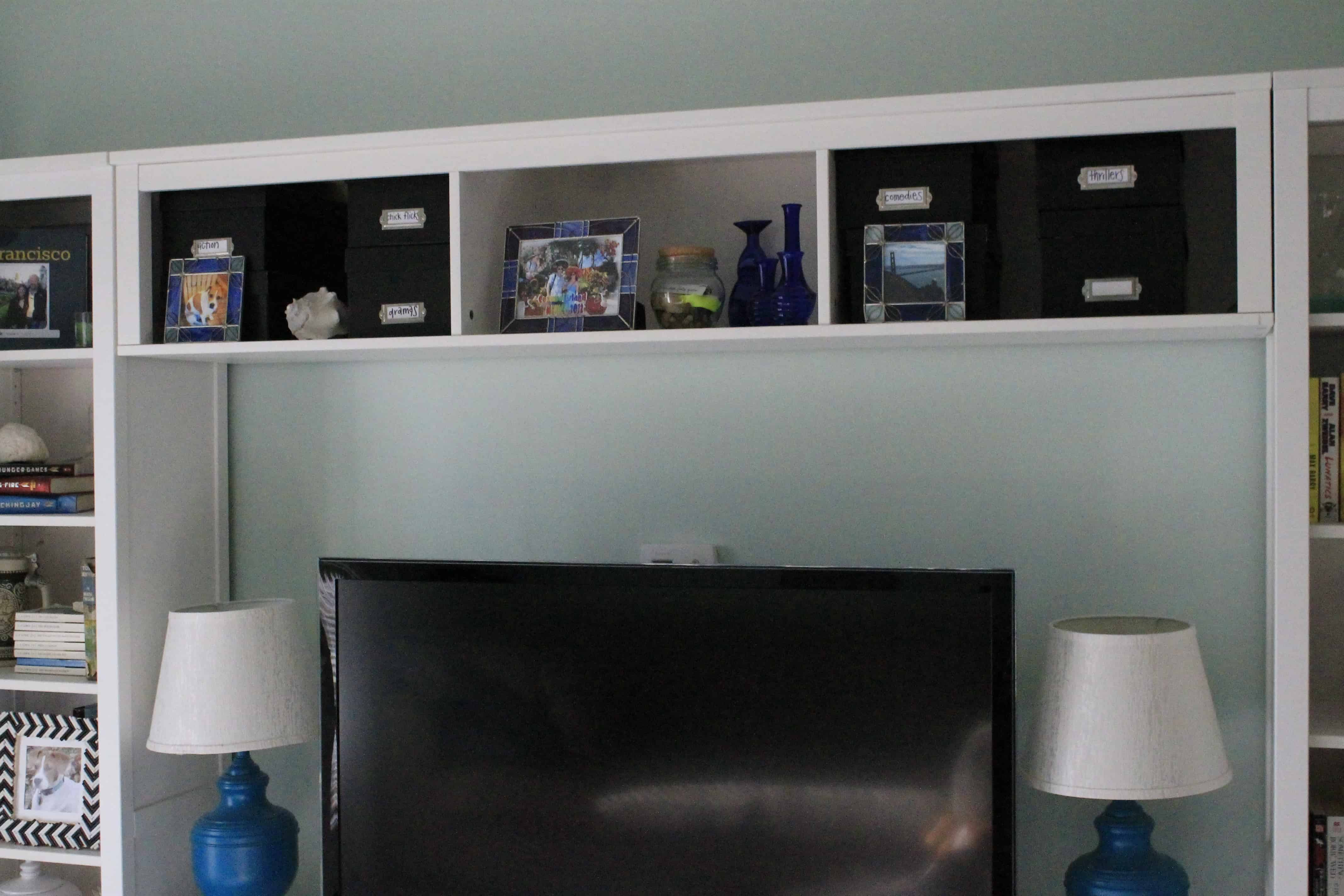 Spring Cleaning Dvds And Entertainment Center