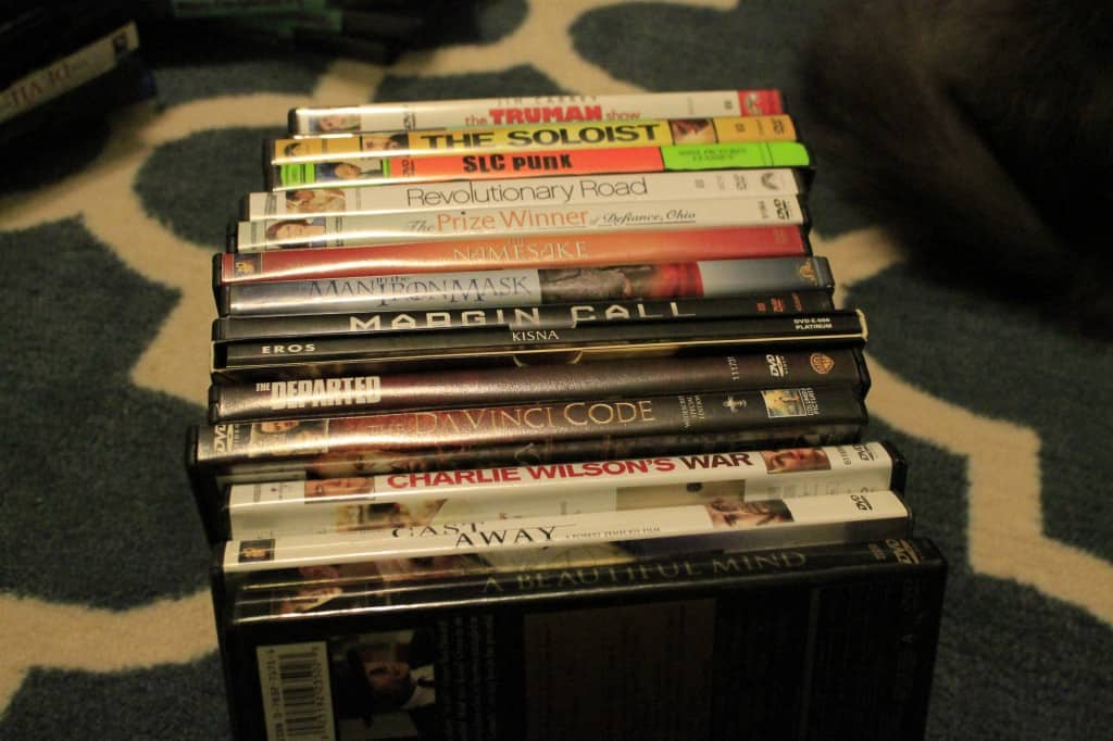 DVD Organization - Charleston Crafted